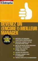 Couverture du livre « Devenez un (encore !) meilleur manager » de Michael Armstrong aux éditions L'entreprise