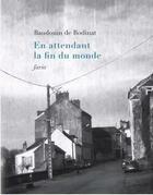 Couverture du livre « REVUE FARIO » de Baudouin De Bodinat aux éditions Fario