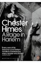 Couverture du livre « Rage In Harlem , A » de Chester Himes aux éditions Adult Pbs