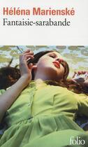 Couverture du livre « Fantaisie-sarabande » de Helena Marienske aux éditions Gallimard