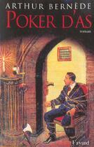 Couverture du livre « Poker D'As » de Arthur Bernede aux éditions Fayard