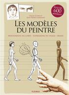 Couverture du livre « Les modèles du peintre » de Jean-Pierre Lamerand et Gilles Cours aux éditions Fleurus
