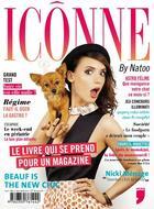 Couverture du livre « Icônne by Natoo » de Natoo aux éditions Prive