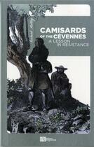 Couverture du livre « Camisards of the Cevennes ; a lesson in resistance » de Richard Maltby aux éditions Ampelos
