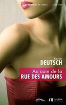 Couverture du livre « Au coin de la rue des Amours » de Xavier Deutsch aux éditions Bebooks
