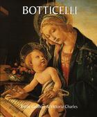 Couverture du livre « Botticelli » de Victoria Charles et Emilie Gebhart aux éditions Parkstone International