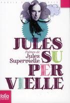 Couverture du livre « Poèmes » de Jules Supervielle aux éditions Gallimard-jeunesse
