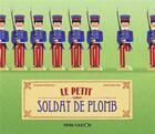 Couverture du livre « Le petit soldat de plomb » de Henri Meunier et Hans-Christian Andersen aux éditions Pere Castor