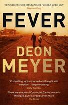 Couverture du livre « FEVER » de Deon Meyer aux éditions Hachette Uk