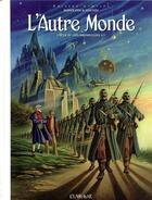 Couverture du livre « L'autre monde - cycle 4 T.1 ; les brouillons t.1 » de Rodolphe et Florence Magnin aux éditions Clair De Lune