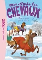 Couverture du livre « Mes amis les chevaux T.29 » de Sophie Thalmann aux éditions Hachette Jeunesse