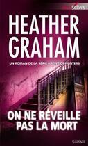 Couverture du livre « On ne réveille pas la mort » de Heather Graham aux éditions Harlequin