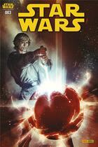 Couverture du livre « Star Wars N.3 » de Star Wars aux éditions Panini Comics Fascicules