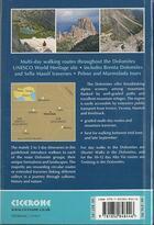Couverture du livre « Walking in the Dolomites trekking » de G. Price aux éditions Cicerone Press