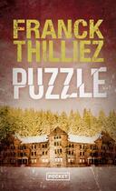 Couverture du livre « Puzzle » de Franck Thilliez aux éditions Pocket