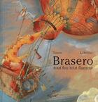 Couverture du livre « Brasero tout feu tout flamme » de Henno L aux éditions Mijade