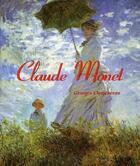 Couverture du livre « Claude Monet » de Georges Clemenceau aux éditions Parkstone International