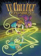 Couverture du livre « Le Collège Invisible T.15 ; bouquetus finalum » de Ange et Cedric Ghorbani aux éditions Soleil
