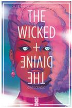 Couverture du livre « The wicked + the divine T.4 ; crescendo » de Kieron Gillen et Jamie Mckelvie et Matthew Wilson et Clayton Cowles aux éditions Glenat Comics