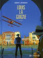 Couverture du livre « Louis la guigne ; intégrale t.1 ; t.1 à t.5 » de Jean-Paul Dethorey et Frank Giroud aux éditions Glenat