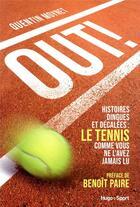 Couverture du livre « Out » de Quentin Moynet aux éditions Hugo Sport