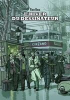Couverture du livre « L'hiver du dessinateur » de Paco Roca aux éditions Rackham