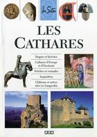 Couverture du livre « Les cathares » de Julie Roux aux éditions Msm