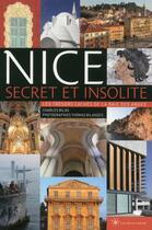 Couverture du livre « Nice ; les trésors cachés de la baie des anges (édition 2018) » de Charles Bilas aux éditions Les Beaux Jours