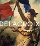 Couverture du livre « Delacroix ; album de l'exposition » de Collectif aux éditions Hazan