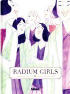 Couverture du livre « Radium girls » de Cy aux éditions Glenat