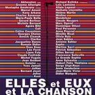Couverture du livre « Elles et eux, la chanson » de Reynaud aux éditions Tiresias