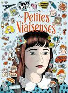 Couverture du livre « Petites niaiseuses » de Sandrine Martin aux éditions Misma