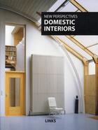 Couverture du livre « Intérieurs de maisons particulières ; domestic interiors » de Mostaedi A aux éditions Links