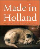 Couverture du livre « Made In Holland /Anglais » de Waanders aux éditions Waanders