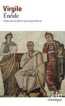 Couverture du livre « Eneide » de Virgile aux éditions Gallimard
