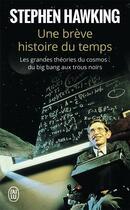 Couverture du livre « Une brève histoire du temps » de Stephen William Hawking aux éditions J'ai Lu