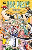 Couverture du livre « One Piece - édition originale T.93 ; la coqueluche du village d'Ebisu » de Eiichiro Oda aux éditions Glenat