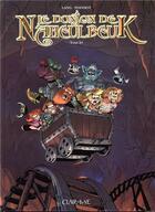 Couverture du livre « Le donjon de Naheulbeuk T.24 » de John Lang et Marion Poinsot aux éditions Clair De Lune