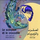 Couverture du livre « Le Scorpion Et Le Crocodile » de El Alj aux éditions Marsam