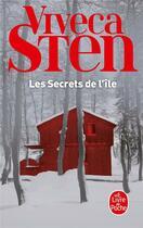 Couverture du livre « Les secrets de l'ile » de Viveca Sten aux éditions Lgf
