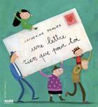 Couverture du livre « Une Lettre Rien Que Pour Toi » de Catherine Fradier aux éditions Alice