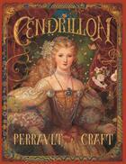 Couverture du livre « Cendrillon » de Charles Perrault et Kuniko Craft aux éditions Mineditions