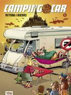 Couverture du livre « Camping car T.2 » de Philippe Bercovici et Pat Perna aux éditions 12 Bis