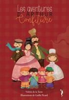 Couverture du livre « Les aventures d'Arthur confiture » de Valerie De La Torre et Gaelle Picard aux éditions Nephelees