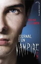 Couverture du livre « Journal d'un vampire t.11 ; rédemption » de L. J. Smith aux éditions Black Moon