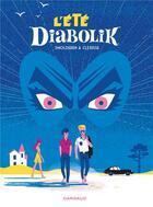 Couverture du livre « L'été diabolik » de Thierry Smolderen et Alexandre Clerisse aux éditions Dargaud