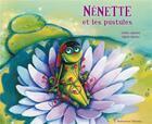 Couverture du livre « Nénette et les pustules » de Sylvie Giroire et Cedric Janvier aux éditions Balivernes