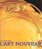 Couverture du livre « L'Art Nouveau » de Gabriele Fahr-Becker aux éditions Konemann