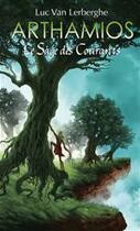 Couverture du livre « Arthamios » de Luc Van Lerberghe aux éditions Midgard