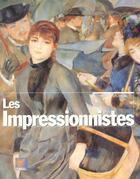 Couverture du livre « Les impressionnistes » de Morvan. Berenic aux éditions Terrail